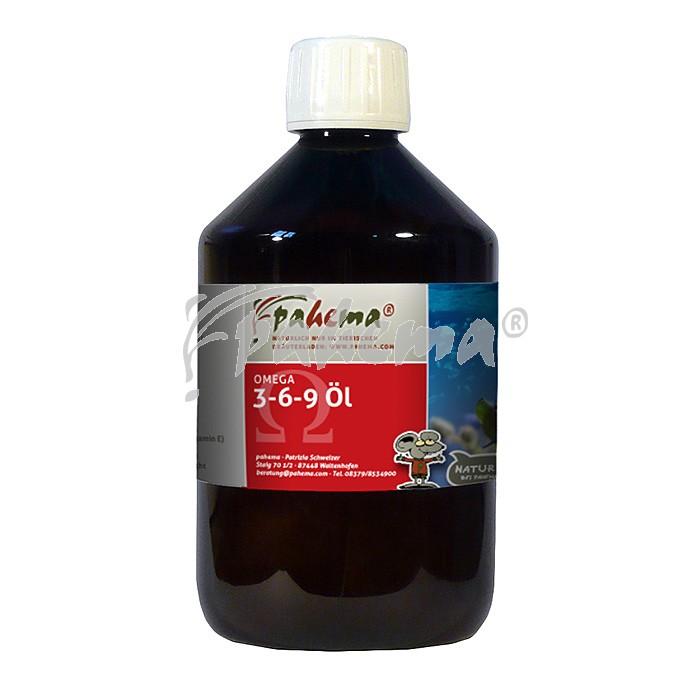 Produktbild: Omega 3-6-9 Öl