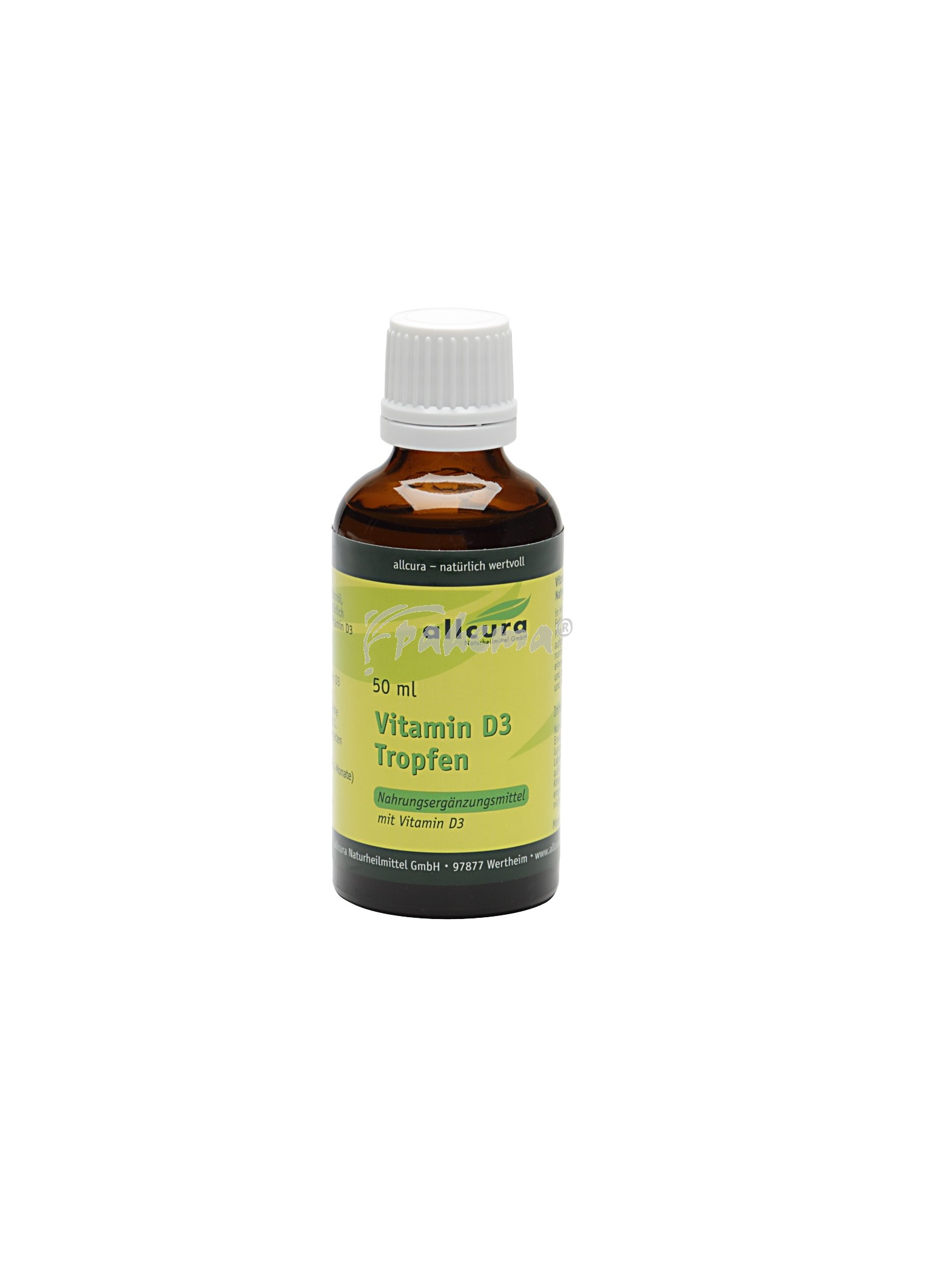 Produktbild: Vitamin D3 Tropfen
