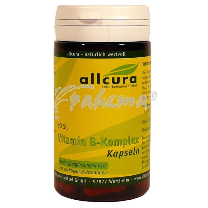 Produktbild: Vitamin B Komplex