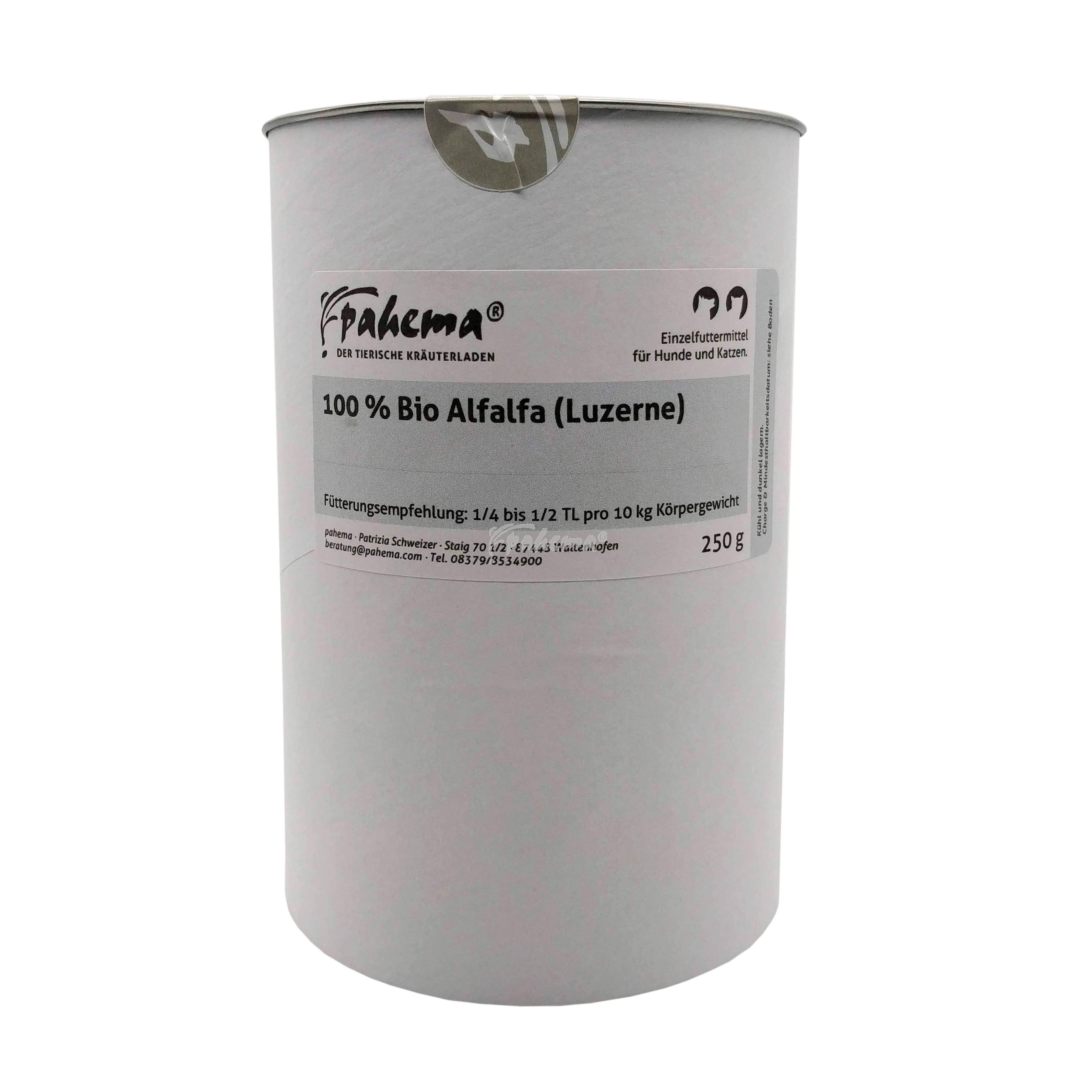 Produktbild: Bio Alfalfa