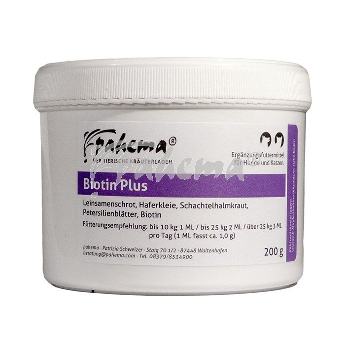 Produktbild: Biotin Plus