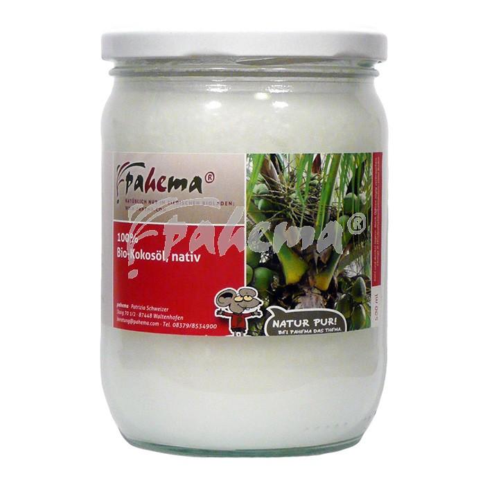 Produktbild: Bio Kokosöl, nativ