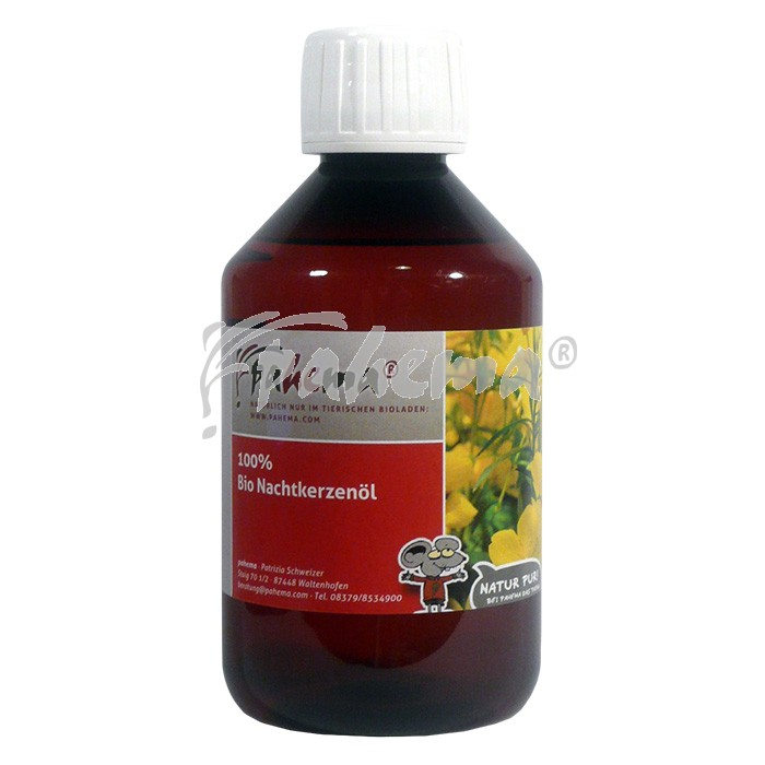 Produktbild: Bio Nachtkerzenöl