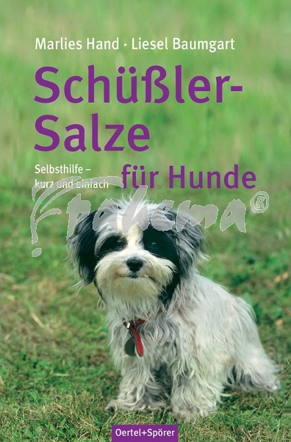 Produktbild: Schüßler-Salze für Hunde