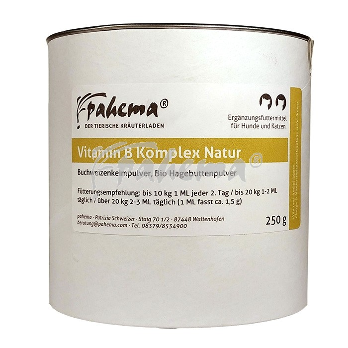 Produktbild: Vitamin B Komplex Natur