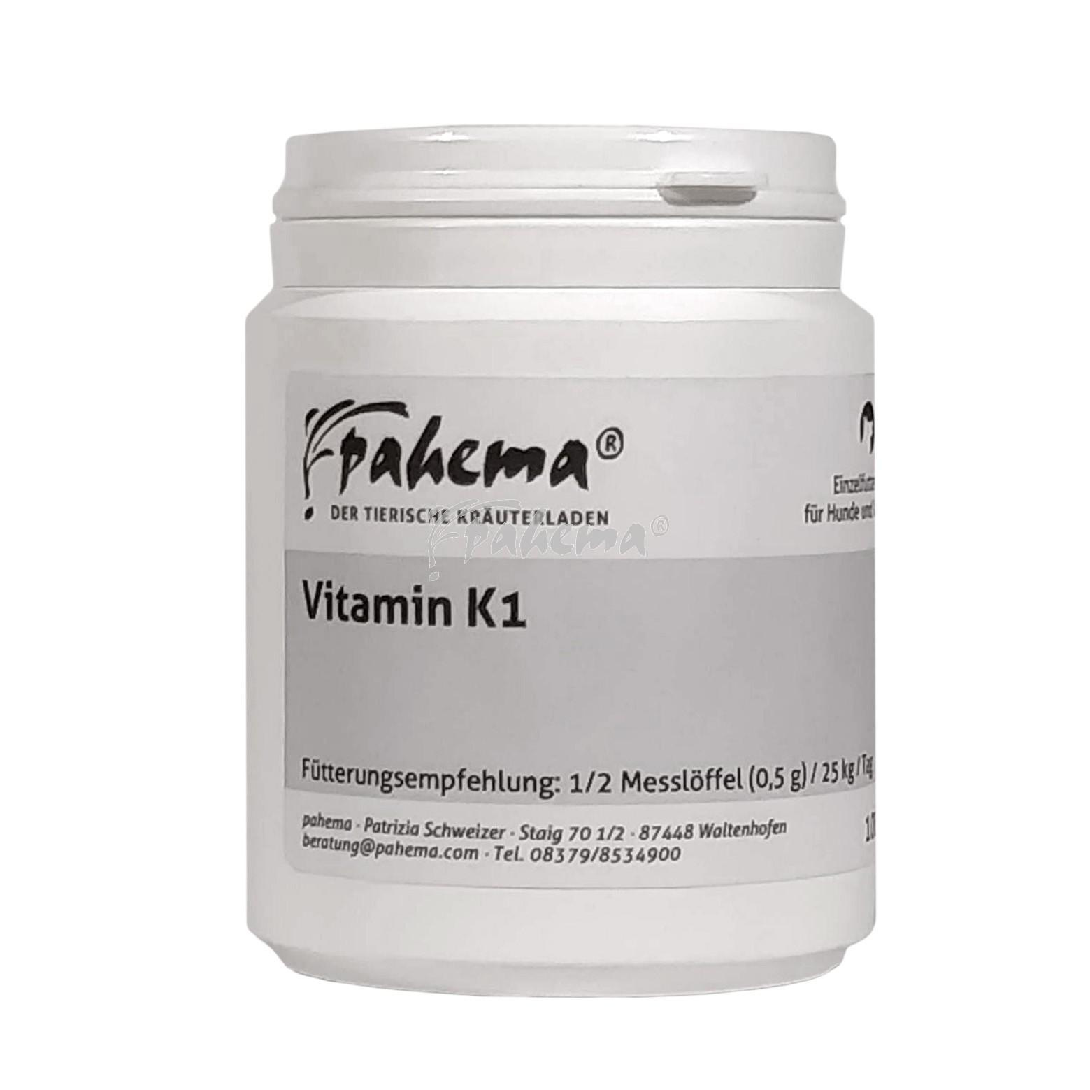 Produktbild: Vitamin K1