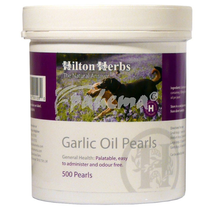 Produktbild: Garlic Oil Pearls