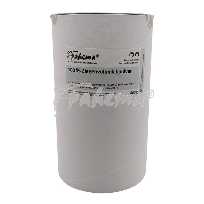 Produktbild: Ziegenvollmilchpulver