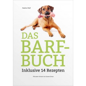 Das BARF-Buch Cover