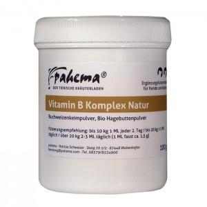 Vitamin B Komplex Dose