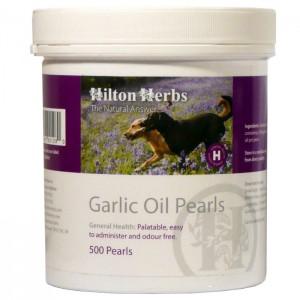 Hilton Herbs - Garlic Oil Pearls (Verpackung)